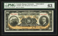 Canadian Currency: , Quebec, PQ- La Banque Nationale $20 Nov. 2, 1922 Ch. # 510-22-06S....