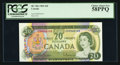 Canadian Currency: , BC-50a $20 1969. ...