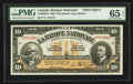 Canadian Currency: , Quebec, PQ- La Banque Nationale $10 Nov. 2, 1922 Ch. # 510-22-04S....