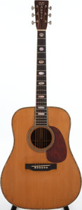 Musical Instruments:Acoustic Guitars, 1941 Martin D-45 Natural Acoustic Guitar, Serial # 78882....