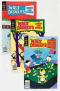 Bronze Age (1970-1979):Cartoon Character, Walt Disney's Comics and Stories Group (Gold Key, 1978-81) Condition: Average NM-.... (Total: 14 Comic Books)