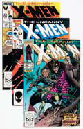 Modern Age (1980-Present):Superhero, X-Men Box Lot (Marvel, 1984-94) Condition: Average FN/VF....