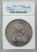 Early Dollars, 1800 $1 -- Cleaned -- ANACS. XF40 Details. B-16, BB-187, R.2....