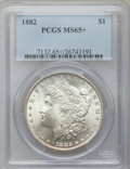 Morgan Dollars, 1882 $1 MS65+ PCGS....