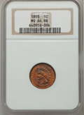 Indian Cents: , 1893 1C MS64 Red and Brown NGC. NGC Census: (170/85). PCGSPopulation (219/22). Mintage: 46,642,196. Numismedia Wsl. Price ...