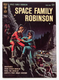 Silver Age (1956-1969):Science Fiction, Space Family Robinson #1 (Gold Key, 1962) Condition: VF-....