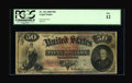 Large Size:Legal Tender Notes, Fr. 151 $50 1869 Legal Tender PCGS Fine 12....