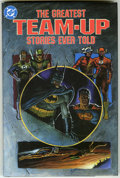 Books:Signed Editions, The Greatest Team-Up Stories Ever Told - Signed Hardcover (DC,1989) ....