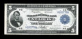Fr. 796 $5 1918 Federal Reserve Bank Note Very Fine