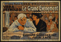 """Movie Posters:Sports, The Main Event (Pathe', 1927). French Double Grande (94"""" X 63""""). Sports. ..."""