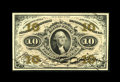 Fractional Currency:Third Issue, Fr. 1253 10¢ Third Issue Gem New....