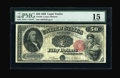Large Size:Legal Tender Notes, Fr. 164 $50 1880 Legal Tender PMG Choice Fine 15....