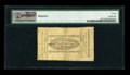 Colonial Notes:New Jersey, New Jersey 1786 3s PMG Fine 12....