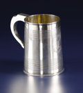 Silver Holloware, British:Holloware, A George III Silver Tankard. John Emes, London, England. 1806-1807.Silver. Marks: (lion passant), (leopard's head crowned...