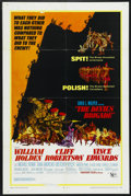 "Movie Posters:War, The Devil's Brigade (United Artists, 1968). One Sheet (27"" X 41"").War. Starring William Holden, Cliff Robertson, Vince Edwa..."