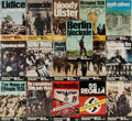 Books:World History, [World War II]. Ballantine's Illustrated History of the Violent Century, Politics in Action Series. Group of 16 volumes in p...