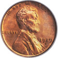 Lincoln Cents, 1929-S 1C MS66 Red PCGS....