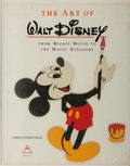 Books:Art & Architecture, [Disney]. Christopher Finch. The Art of Walt Disney: From Mickey Mouse to the Magic Kingdom. New York: Abrams, [1973...