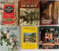 Books:Americana & American History, [American West and California]. Group of Six Related Books. Variouspublishers. Good or better condition....