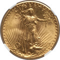Saint-Gaudens Double Eagles: , 1927 $20 MS63 NGC. NGC Census: (40240/71932). PCGS Population(37210/74335). Mintage: 2,946,750. Numismedia Wsl. Price for ...