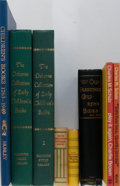 Books:Children's Books, [Children's Books]. Kate Greenaway, Charles Schultz, and Others.Group of Eight Related Books. Various publishers. Good or b...