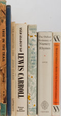 Books:Children's Books, [Children's Books]. Lewis Carroll, John Ciardi, and Others.Group of Seven Related Books. Various publishers. Go...