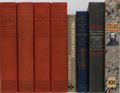 Books:Americana & American History, [Civil War]. Robert E. Lee, Jefferson Davis, and Others. Group ofEight Books. Various publishers. Good or better condition....
