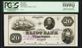 Obsoletes By State:Massachusetts, Boston, MA - Eliot Bank $20 18__ Proof. ...