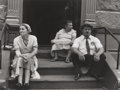 Photographs:20th Century, HELEN LEVITT (American, 1913-2009). Untitled, New York,1939. Gelatin silver, printed later. 6-1/4 x 8-1/8 inches (15.9 ...