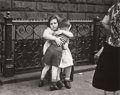 Photographs:20th Century, HELEN LEVITT (American, 1913-2009). Untitled, New York,1939. Gelatin silver, printed later. 8 x 9-7/8 inches (20.3 x 25...