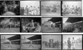 Baseball Collectibles:Photos, The Louisville Find of 1924 Babe Ruth Glass Plate Negatives: TwelveUnseen Images!...