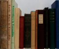 Books:Americana & American History, [American West and California]. Group of Twelve Related Books.Various publishers. Good or better condition....