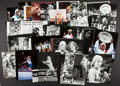 Miscellaneous Collectibles:General, Collection of 47 Martina Navratilova Oversized Photographs. ...
