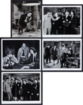 """Movie Posters:Comedy, His Girl Friday by Irving Lippman (Columbia, 1940). Photos (17) (8""""X 10"""").. ... (Total: 17 Items)"""