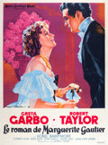 """Movie Posters:Drama, Camille (MGM, R-1950s). French Grande (47"""" X 63"""").. ..."""