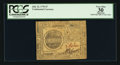 Colonial Notes:Continental Congress Issues, Continental Currency July 22, 1776 $7 PCGS Apparent Very Fine 30.....