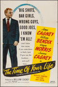 """Movie Posters:Drama, The Time of Your Life (United Artists, 1947). One Sheet (27"""" X 41""""). Drama.. ..."""
