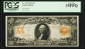 Large Size:Gold Certificates, Fr. 1184 $20 1906 Gold Certificate PCGS Very Fine 35PPQ.. ...