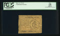 Colonial Notes:Continental Congress Issues, Continental Currency May 10, 1775 $3 PCGS Apparent Fine 15.. ...