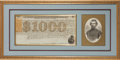 Autographs:Military Figures, Nathan Bedford Forrest Selma Marion & Memphis Railroad Company Bond Signed...