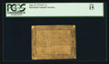 Colonial Notes:Maryland, Maryland August 14, 1776 $1 1/3 PCGS Fine 15.. ...