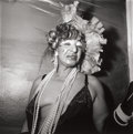 Photographs:20th Century, DIANE ARBUS (American, 1923-1971). Transvestite at a Drag Ball,New York City, 1970. Gelatin silver, printed by Neil Sel...