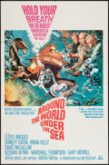 "Movie Posters:Adventure, Around the World, Under the Sea (MGM, 1966). One Sheet (27"" X 41"").Adventure.. ..."