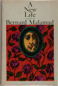 Books:Literature 1900-up, Bernard Malamud. A New Life. Farrar, Straus and Cudahy, 1961. First edition, first printing. Mild toning to boar...