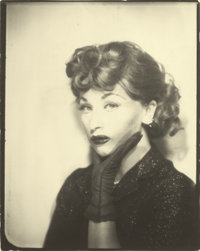 CINDY SHERMAN (American, b. 1954) Untitled (Lucille Ball), 1975 Fujicolor Crystal Archive print, 200