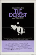 "Movie Posters:Horror, The Exorcist (Warner Brothers, 1974). International One Sheet (27"" X 41""). Horror.. ..."