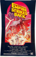 "Movie Posters:Science Fiction, The Empire Strikes Back (20th Century Fox, 1980 & R-1982).Standees (2) (36"" X 45"") Styles A & Reissue. From thecollectio... (Total: 2 Items)"