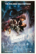"""Movie Posters:Science Fiction, The Empire Strikes Back (20th Century Fox, 1980). Poster (40"""" X60"""") Style A. From the collection of the late John L.Will..."""