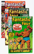 Bronze Age (1970-1979):Superhero, Fantastic Four Box Lot (Marvel, 1970-81) Condition: Average FN....