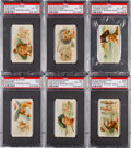 "Non-Sport Cards:Sets, 1888 N19 Allen & Ginter ""Pirates of the Spanish Main"" Near Set(41/50). ..."